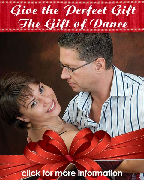 Give the Perfect Gift...the Gift of Dance at Rigby's Jig in Richmond, VA