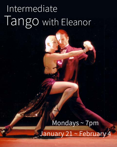 Introduction to Tango at Rigby's Jig in Richmond VA
